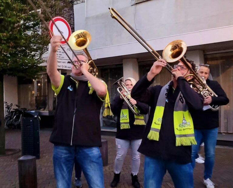 Trombone sectie