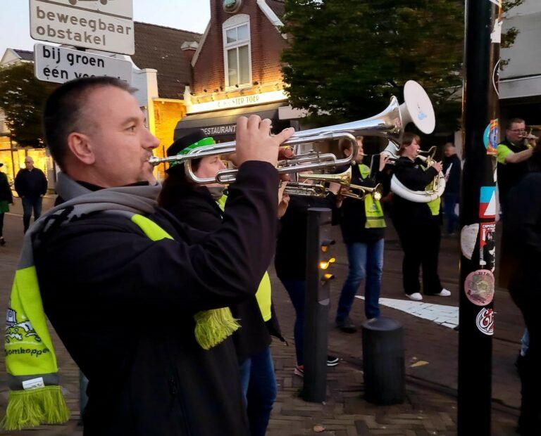trombonesectie